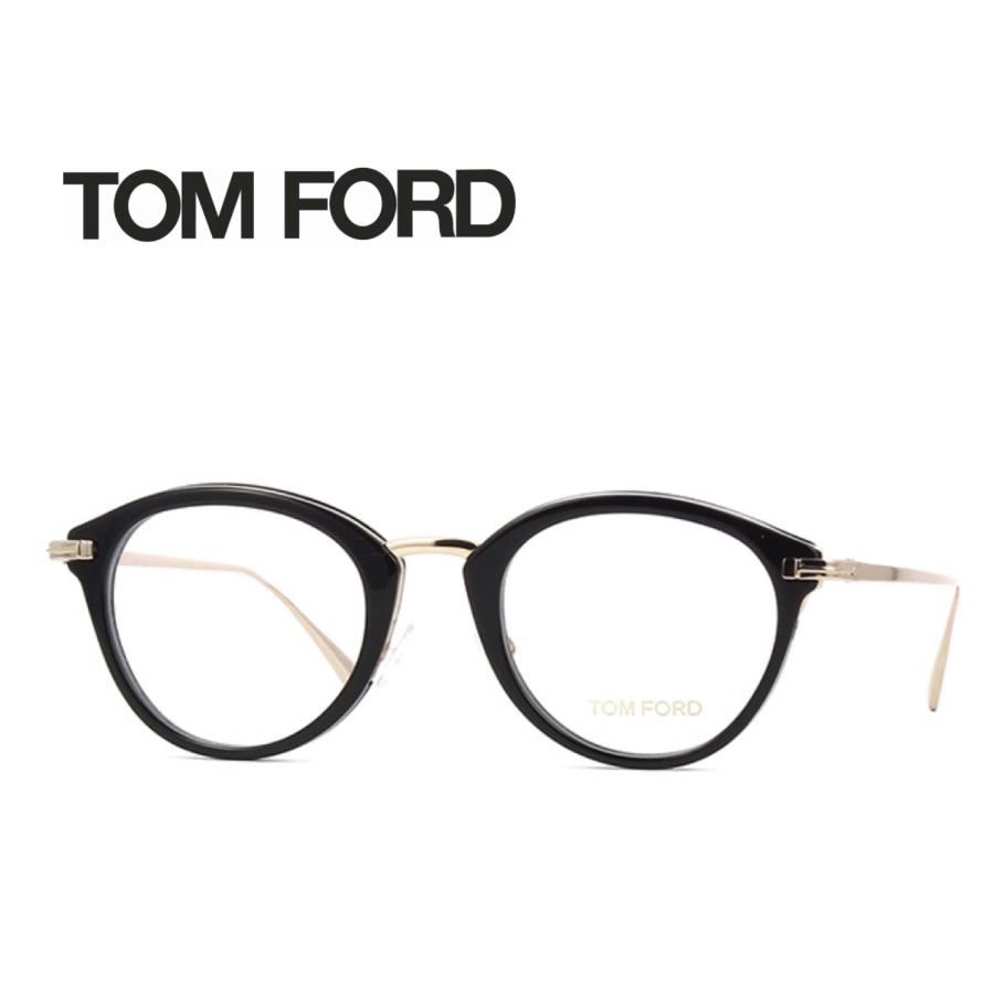 レンズ加工無料 送料無料 TOM FORD トムフォード TOMFORD メガネフレーム 眼鏡 TF5497 FT5497 001 ユニセックス メンズ レディース 男性 女性 度付き 伊達 レンズ 新品 未使用