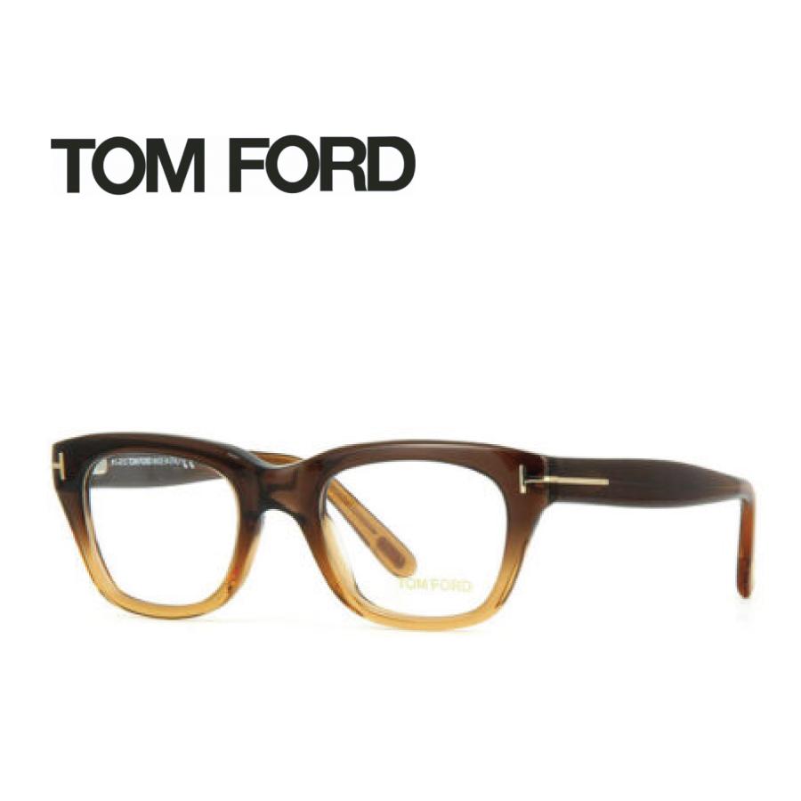レンズ加工無料 送料無料 TOM FORD トムフォード TOMFORD メガネフレーム 眼鏡 TF5178 FT5178 050 ユニセックス メンズ レディース 男性 女性 度付き 伊達 レンズ 新品 未使用