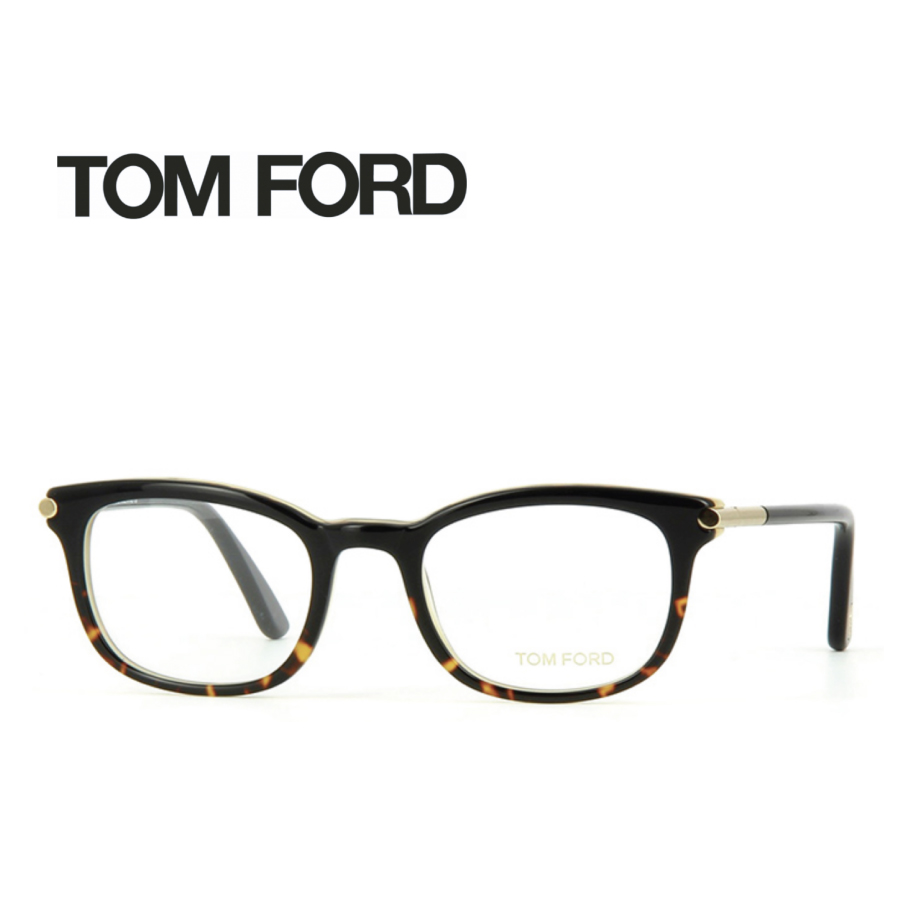 レンズ加工無料 送料無料 TOM FORD トムフォード TOMFORD メガネフレーム 眼鏡 TF5236 FT5236 005 ユニセックス メンズ レディース 男性 女性 度付き 伊達 レンズ 新品 未使用