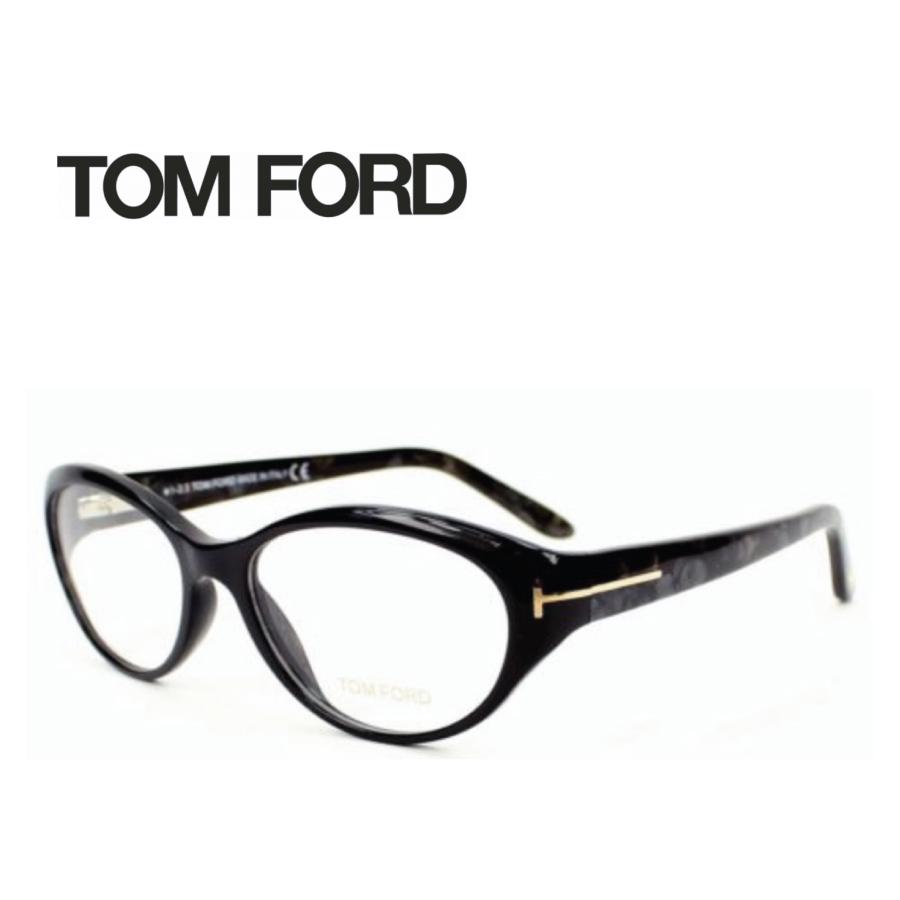 レンズ加工無料 送料無料 TOM FORD トムフォード TOMFORD メガネフレーム 眼鏡 TF5244 FT5244 001 ユニセックス メンズ レディース 男性 女性 度付き 伊達 レンズ 新品 未使用