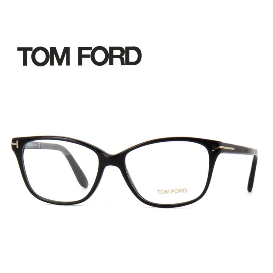 レンズ加工無料 送料無料 TOM FORD トムフォード TOMFORD メガネフレーム 眼鏡 TF5293 FT5293 001 ユニセックス メンズ レディース 男性 女性 度付き 伊達 レンズ 新品 未使用