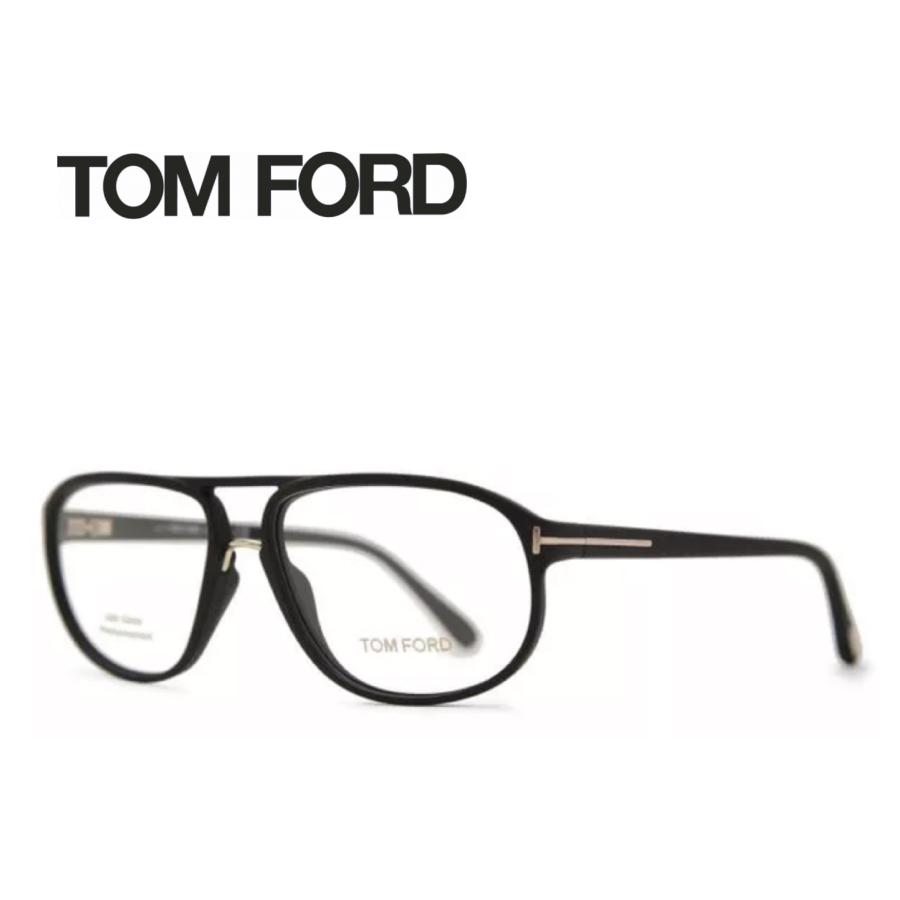 レンズ加工無料 送料無料 TOM FORD トムフォード TOMFORD メガネフレーム 眼鏡 TF5296 FT5296 002 ユニセックス メンズ レディース 男性 女性 度付き 伊達 レンズ 新品 未使用