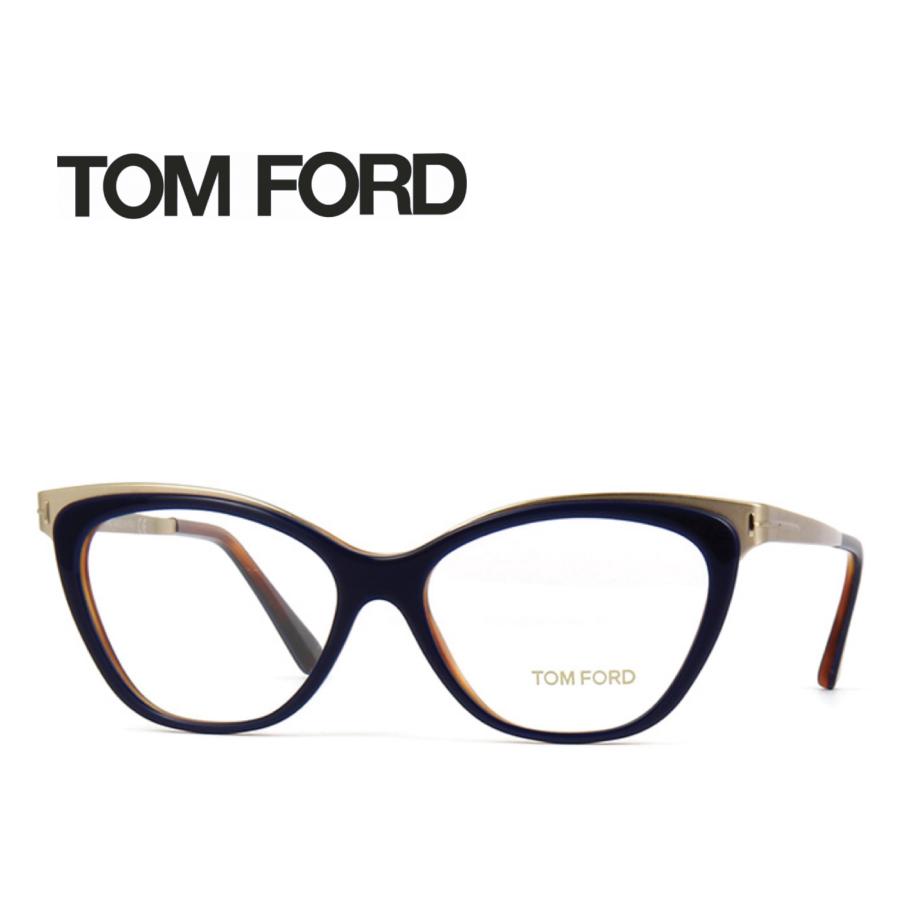 【8/1限定 最大2,000円OFFクーポンあり!】レンズ加工無料 送料無料 TOM FORD トムフォード TOMFORD メガネフレーム 眼鏡 TF5374 FT5374 090 ユニセックス メンズ レディース 男性 女性 度付き 伊達 レンズ 新品 未使用