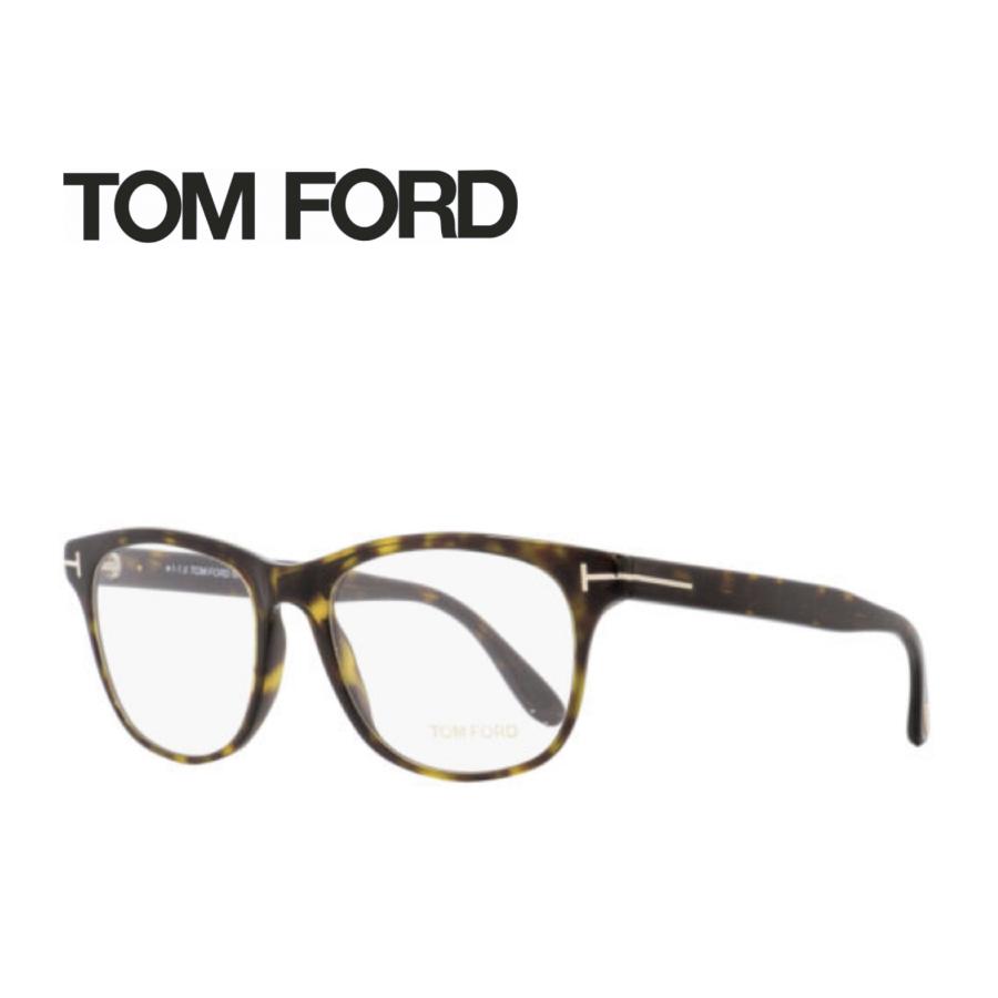 レンズ加工無料 送料無料 TOM FORD トムフォード TOMFORD メガネフレーム 眼鏡 TF5399 FT5399 052 ユニセックス メンズ レディース 男性 女性 度付き 伊達 レンズ 新品 未使用