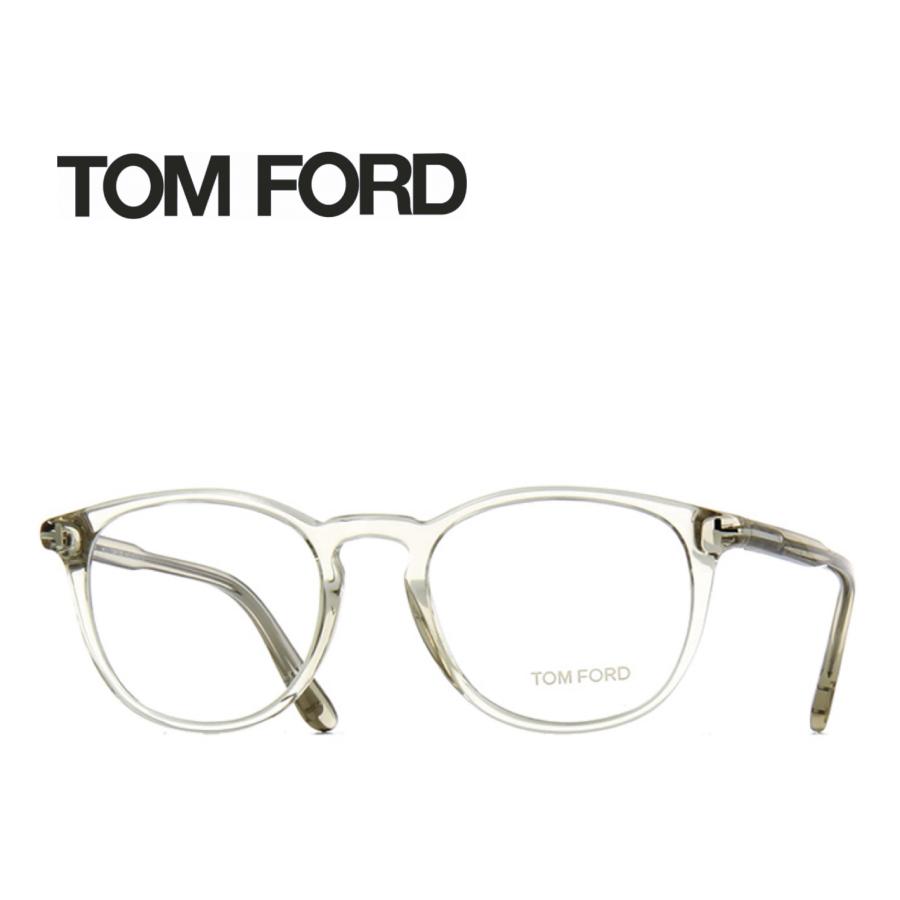 レンズ加工無料 送料無料 TOM FORD トムフォード TOMFORD メガネフレーム 眼鏡 TF5401 FT5401 020 ユニセックス メンズ レディース 男性 女性 度付き 伊達 レンズ 新品 未使用