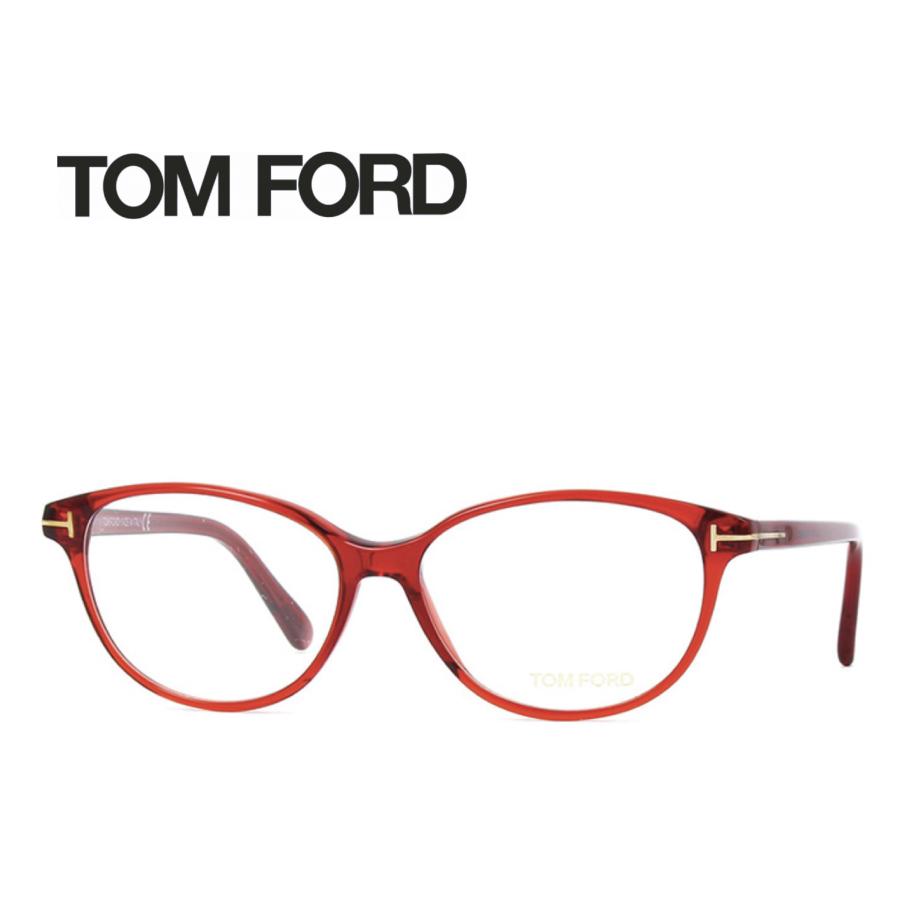 レンズ加工無料 送料無料 TOM FORD トムフォード TOMFORD メガネフレーム 眼鏡 TF5421 FT5421 066 ユニセックス メンズ レディース 男性 女性 度付き 伊達 レンズ 新品 未使用