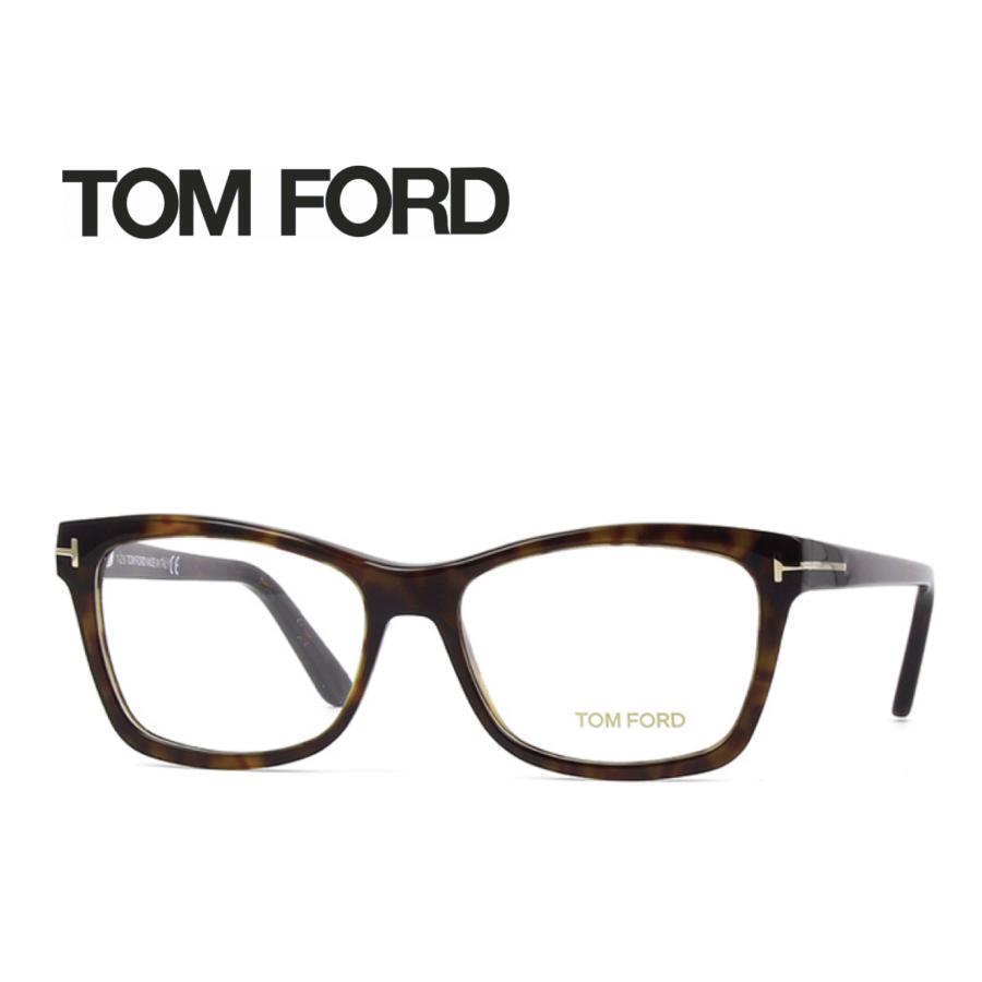 レンズ加工無料 送料無料 TOM FORD トムフォード TOMFORD メガネフレーム 眼鏡 TF5424 FT5424 052 ユニセックス メンズ レディース 男性 女性 度付き 伊達 レンズ 新品 未使用