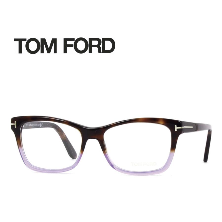 レンズ加工無料 送料無料 TOM FORD トムフォード TOMFORD メガネフレーム 眼鏡 TF5424 FT5424 56a ユニセックス メンズ レディース 男性 女性 度付き 伊達 レンズ 新品 未使用