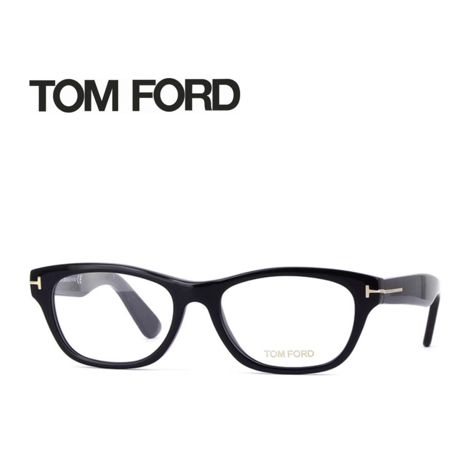 レンズ加工無料 送料無料 TOM FORD トムフォード TOMFORD メガネフレーム 眼鏡 TF5425 FT5425 001 ユニセックス メンズ レディース 男性 女性 度付き 伊達 レンズ 新品 未使用