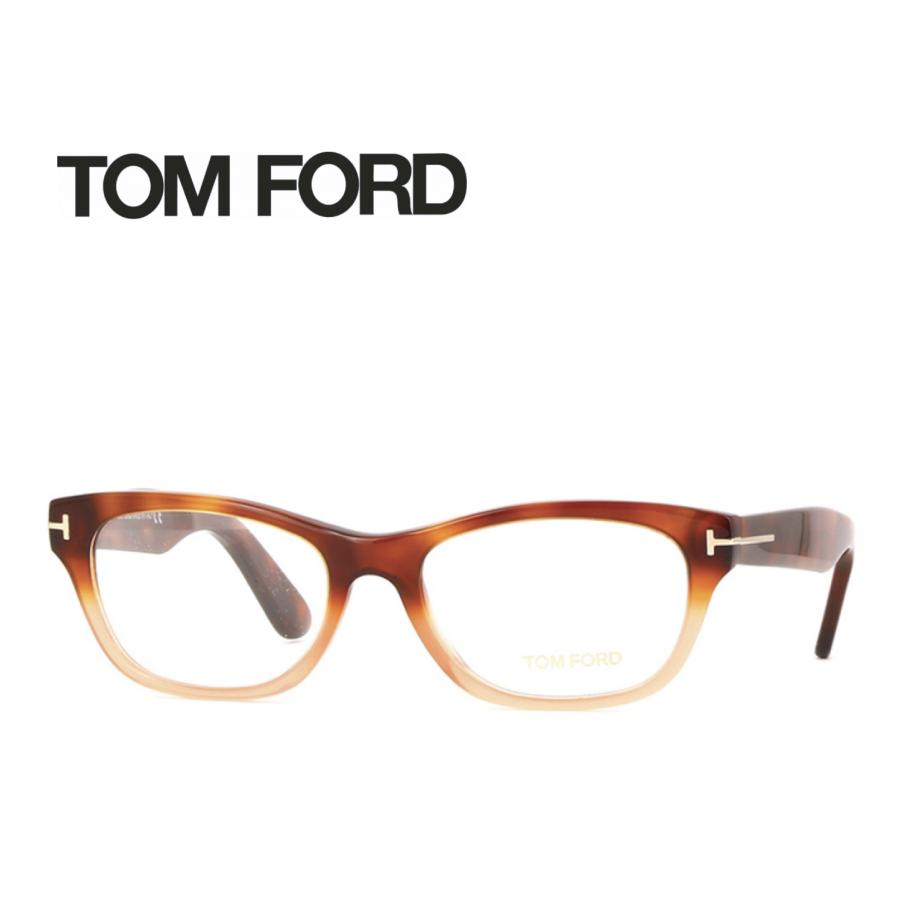レンズ加工無料 送料無料 TOM FORD トムフォード TOMFORD メガネフレーム 眼鏡 TF5425 FT5425 56a ユニセックス メンズ レディース 男性 女性 度付き 伊達 レンズ 新品 未使用