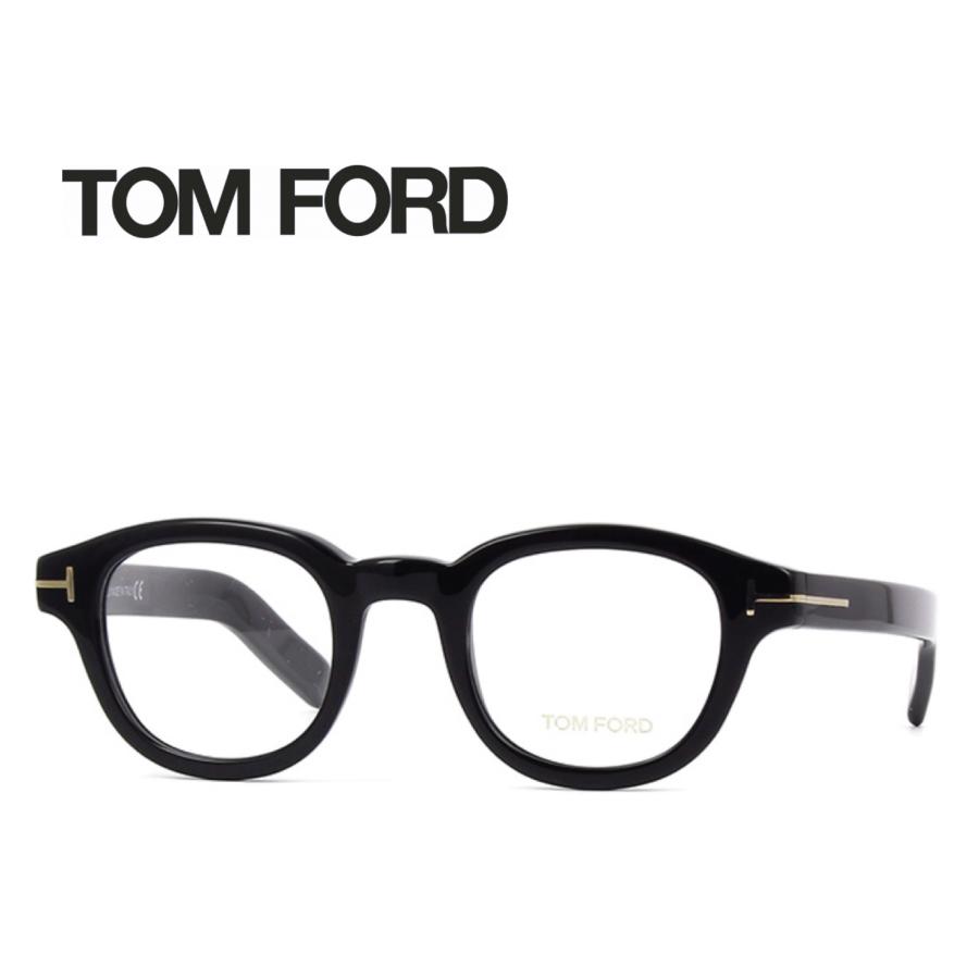 レンズ加工無料 送料無料 TOM FORD トムフォード TOMFORD メガネフレーム 眼鏡 TF5429 FT5429 001 ユニセックス メンズ レディース 男性 女性 度付き 伊達 レンズ 新品 未使用