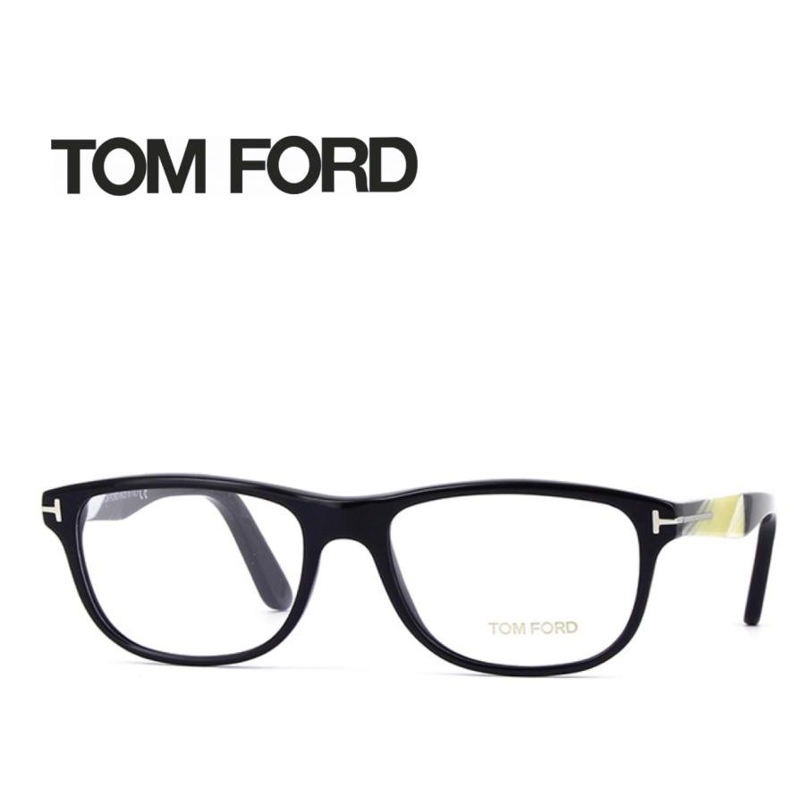 【8/1限定 最大2,000円OFFクーポンあり!】レンズ加工無料 送料無料 TOM FORD トムフォード TOMFORD メガネフレーム 眼鏡 TF5430 FT5430 001 ユニセックス メンズ レディース 男性 女性 度付き 伊達 レンズ 新品 未使用 ブルーライトカット