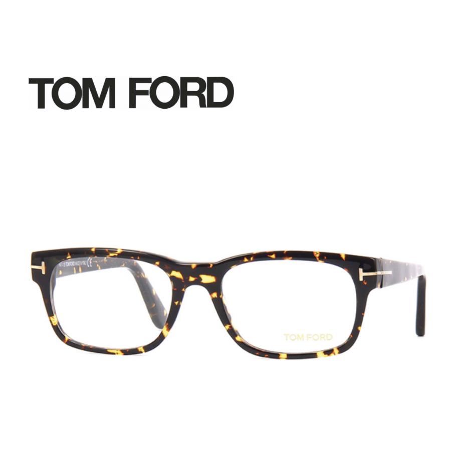 レンズ加工無料 送料無料 TOM FORD トムフォード TOMFORD メガネフレーム 眼鏡 TF5432 FT5432 055 ユニセックス メンズ レディース 男性 女性 度付き 伊達 レンズ 新品 未使用