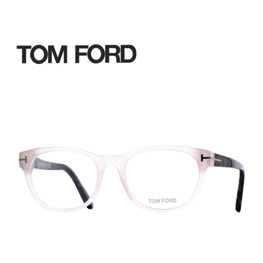 レンズ加工無料 送料無料 TOM FORD トムフォード TOMFORD メガネフレーム 眼鏡 TF5433 FT5433 072 ユニセックス メンズ レディース 男性 女性 度付き 伊達 レンズ 新品 未使用