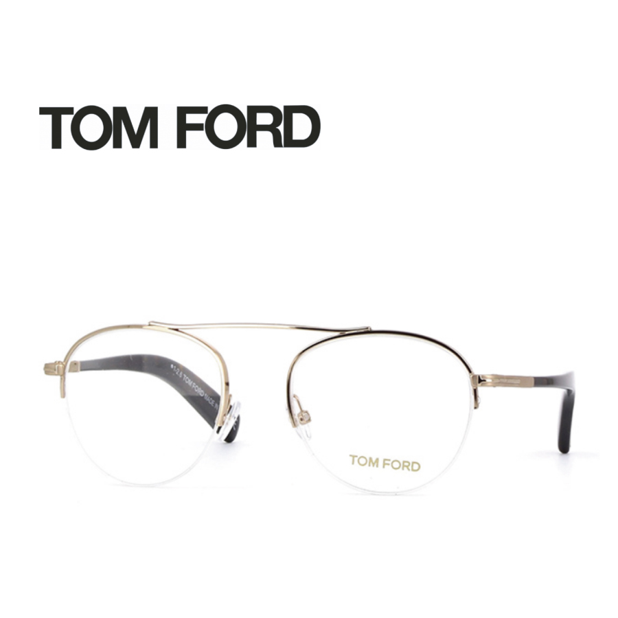レンズ加工無料 送料無料 TOM FORD トムフォード TOMFORD メガネフレーム 眼鏡 TF5451 FT5451 28b ユニセックス メンズ レディース 男性 女性 度付き 伊達 レンズ 新品 未使用