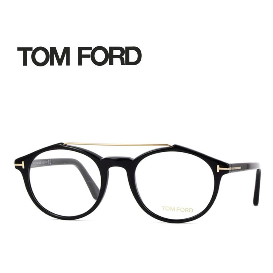 レンズ加工無料 送料無料 TOM FORD トムフォード TOMFORD メガネフレーム 眼鏡 TF5455 FT5455 001 ユニセックス メンズ レディース 男性 女性 度付き 伊達 レンズ 新品 未使用