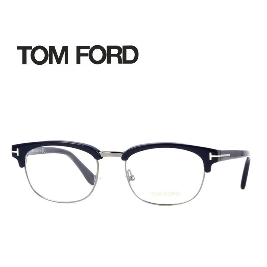 レンズ加工無料 送料無料 TOM FORD トムフォード TOMFORD メガネフレーム 眼鏡 TF5458 FT5458 090 ユニセックス メンズ レディース 男性 女性 度付き 伊達 レンズ 新品 未使用