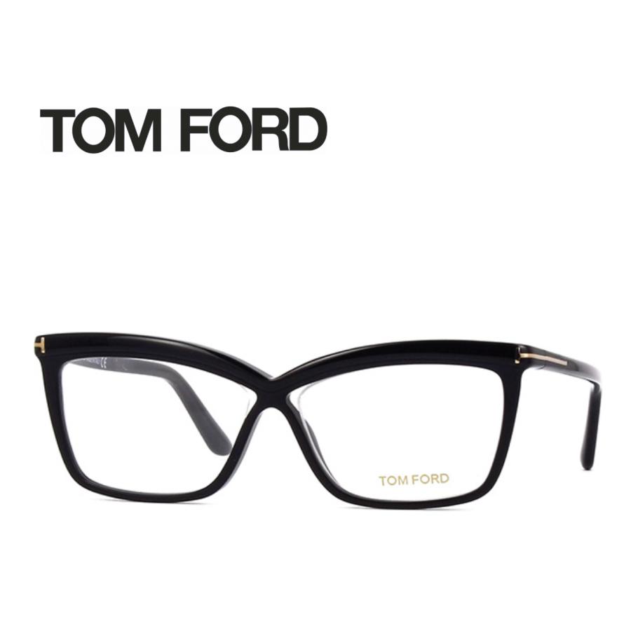 レンズ加工無料 送料無料 TOM FORD トムフォード TOMFORD メガネフレーム 眼鏡 TF5470 FT5470 001 ユニセックス メンズ レディース 男性 女性 度付き 伊達 レンズ 新品 未使用