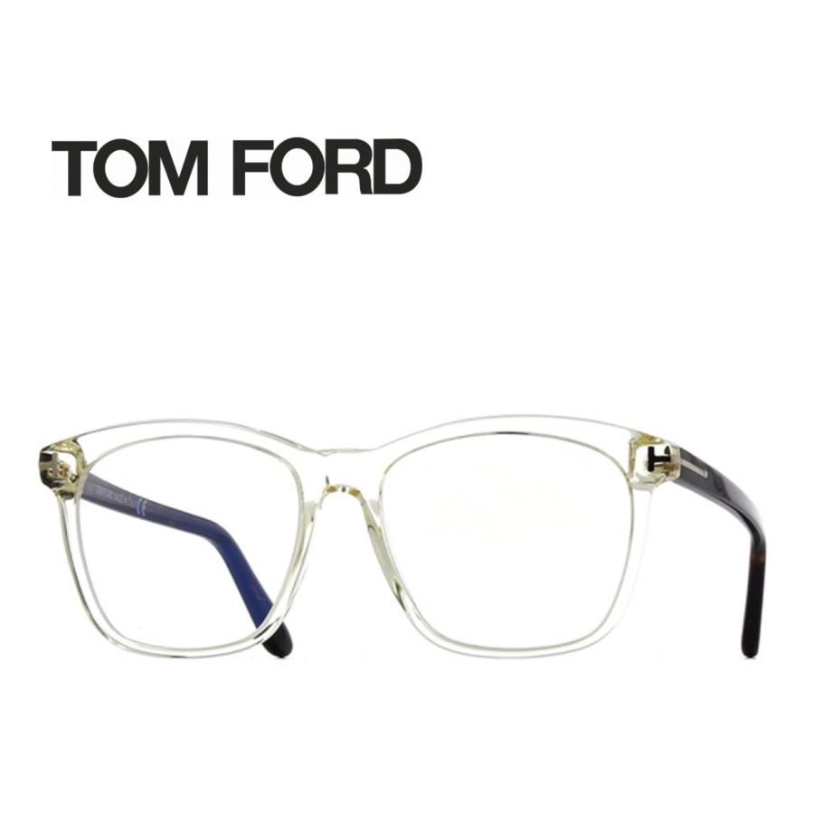 レンズ加工無料 送料無料 TOM FORD トムフォード TOMFORD メガネフレーム 眼鏡 TF5481 FT5481 039 ユニセックス メンズ レディース 男性 女性 度付き 伊達 レンズ 新品 未使用 ブルーライトカット