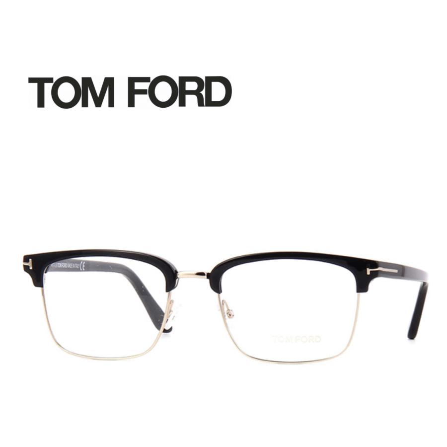 レンズ加工無料 送料無料 TOM FORD トムフォード TOMFORD メガネフレーム 眼鏡 TF5504 FT5504 001 ユニセックス メンズ レディース 男性 女性 度付き 伊達 レンズ 新品 未使用