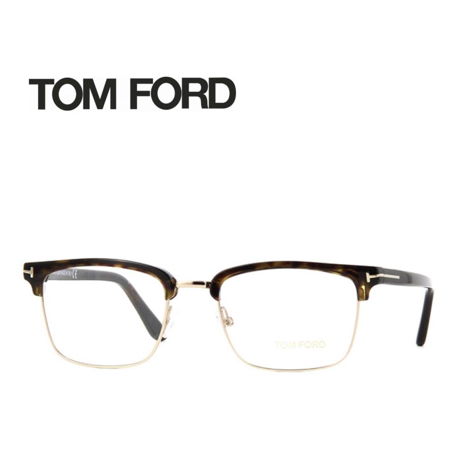 レンズ加工無料 送料無料 TOM FORD トムフォード TOMFORD メガネフレーム 眼鏡 TF5504 FT5504 052 ユニセックス メンズ レディース 男性 女性 度付き 伊達 レンズ 新品 未使用
