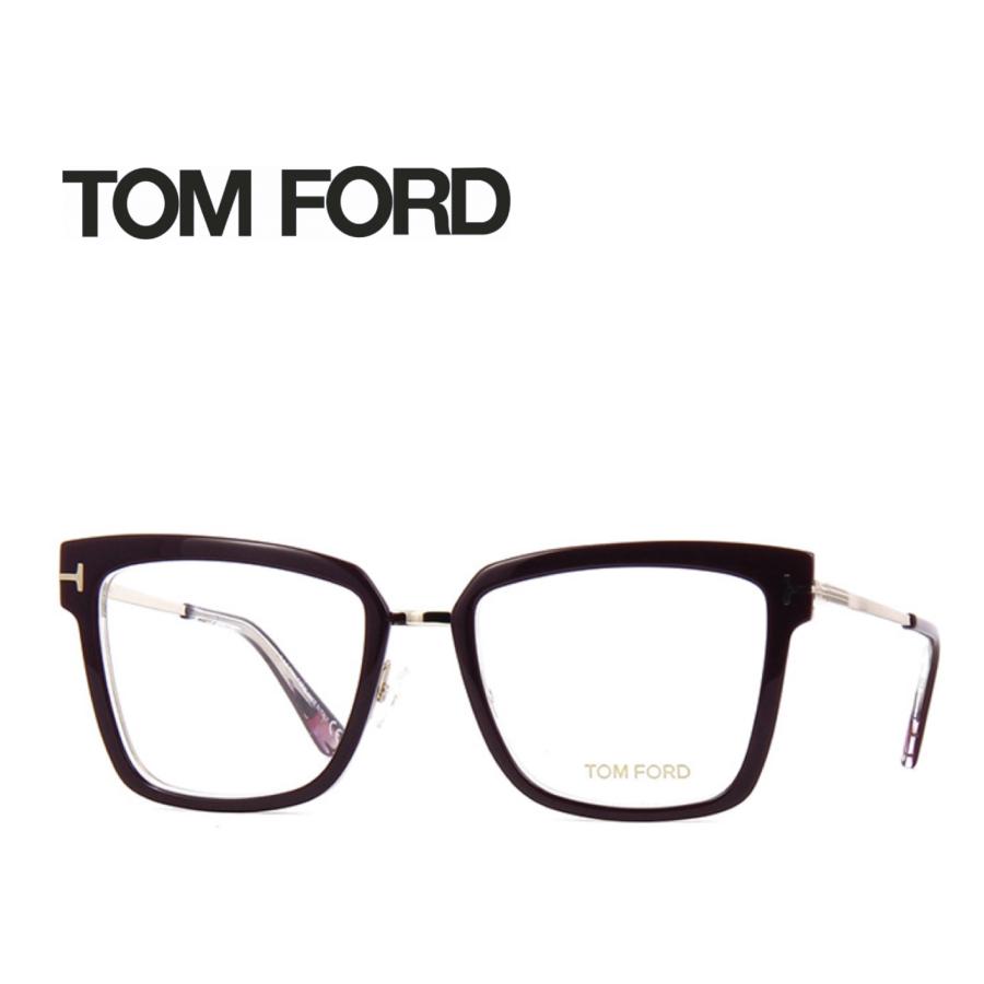 レンズ加工無料 送料無料 TOM FORD トムフォード TOMFORD メガネフレーム 眼鏡 TF5507 FT5507 071 ユニセックス メンズ レディース 男性 女性 度付き 伊達 レンズ 新品 未使用