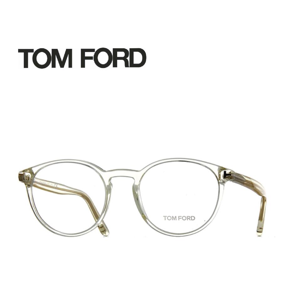 レンズ加工無料 送料無料 TOM FORD トムフォード TOMFORD メガネフレーム 眼鏡 TF5524 FT5524 039 ユニセックス メンズ レディース 男性 女性 度付き 伊達 レンズ 新品 未使用