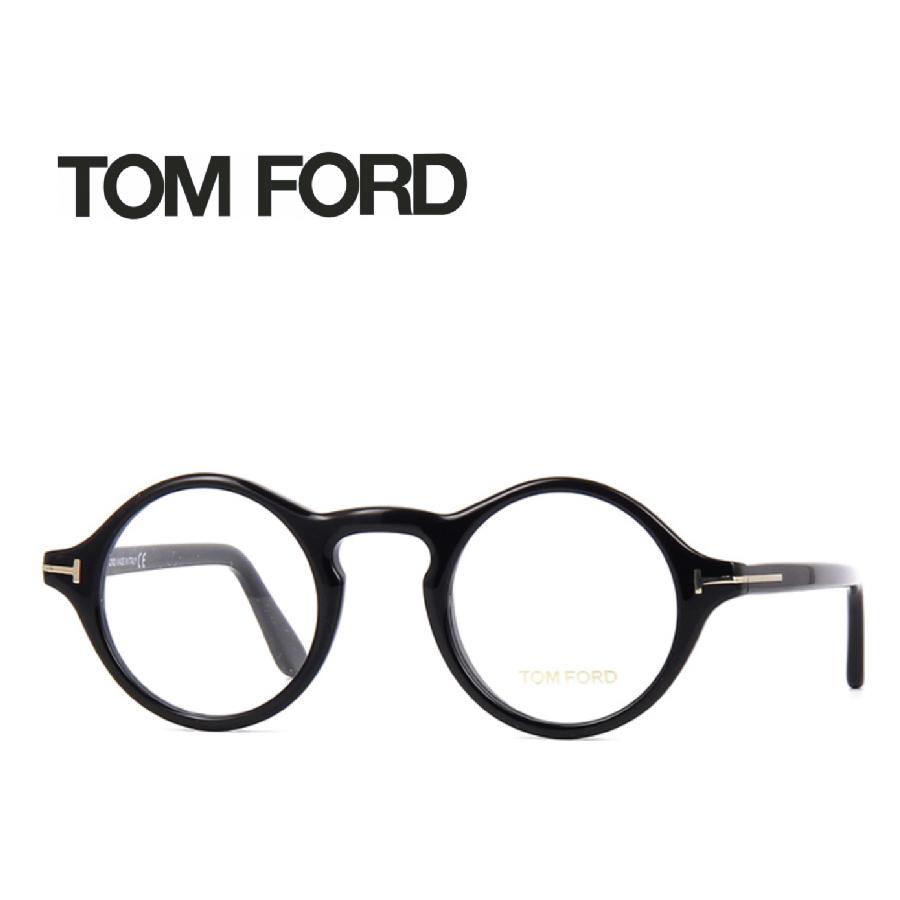 【8/1限定 最大2,000円OFFクーポンあり!】レンズ加工無料 送料無料 TOM FORD トムフォード TOMFORD メガネフレーム 眼鏡 TF5526 FT5526 001 ユニセックス メンズ レディース 男性 女性 度付き 伊達 レンズ 新品 未使用