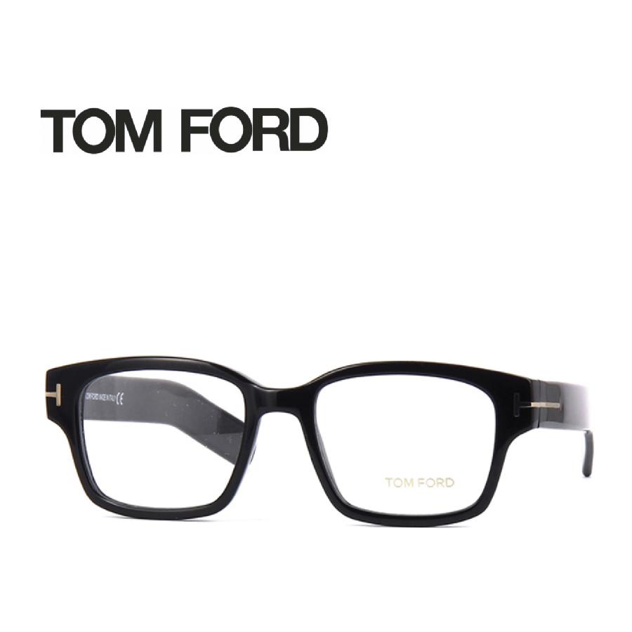 レンズ加工無料 送料無料 TOM FORD トムフォード TOMFORD メガネフレーム 眼鏡 TF5527 FT5527 001 ユニセックス メンズ レディース 男性 女性 度付き 伊達 レンズ 新品 未使用