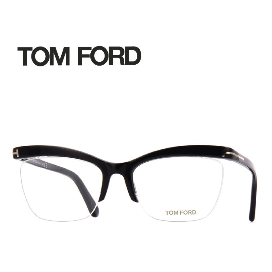 レンズ加工無料 送料無料 TOM FORD トムフォード TOMFORD メガネフレーム 眼鏡 TF5540 FT5540 001 ユニセックス メンズ レディース 男性 女性 度付き 伊達 レンズ 新品 未使用