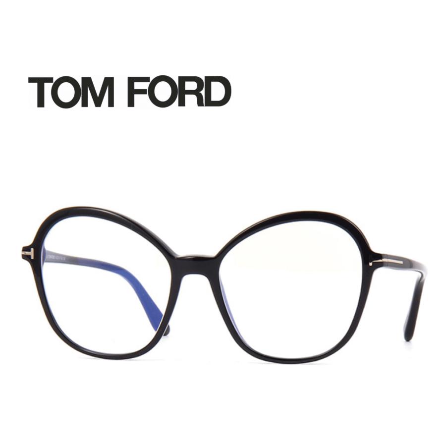 レンズ加工無料 送料無料 TOM FORD トムフォード TOMFORD メガネフレーム 眼鏡 TF5577 FT5577 001 ユニセックス メンズ レディース 男性 女性 度付き 伊達 レンズ 新品 未使用 ブルーライトカット