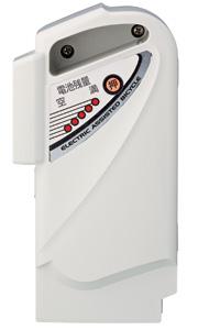 パナソニック 「NKY274B02」(代品NKY490B02B) 電動アシスト自転車用バッテリー