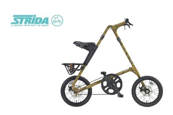 STRiDA(ストライダ) STRiDA MultiCam 2019モデル 16インチ 折りたたみ自転車 【送料無料】