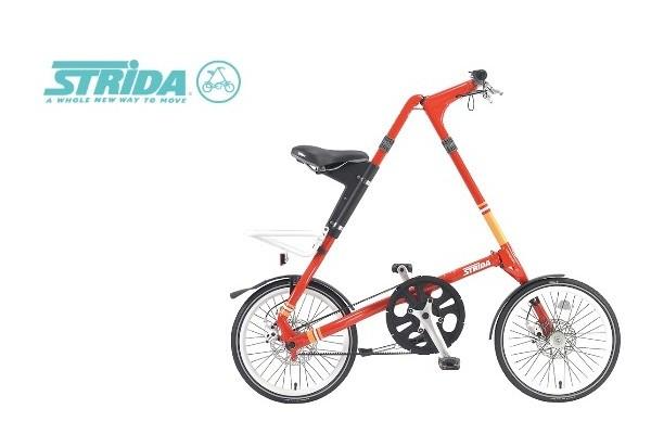 STRiDA(ストライダ) STRiDA SX 2019モデル 18インチ 折りたたみ自転車 【送料無料】