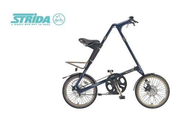 STRiDA(ストライダ) STRiDA EVO18 2019モデル 18インチ 折りたたみ自転車 【送料無料】