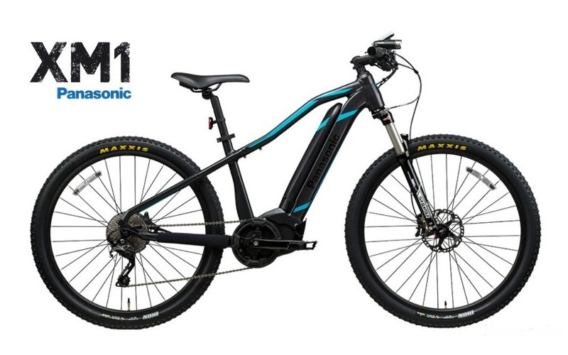 パナソニック XM1 2018モデル BE-EXM40 8.0Ah 電動アシスト自転車