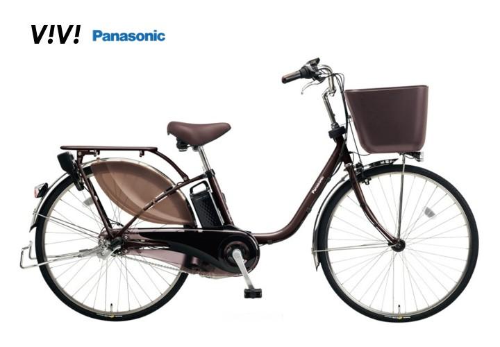 ビビKD パナソニック 2018モデル BE-ELKD43 BE-ELKD63 16.0Ah 【購入特典付き】【送料無料】電動アシスト自転車 電動自転車