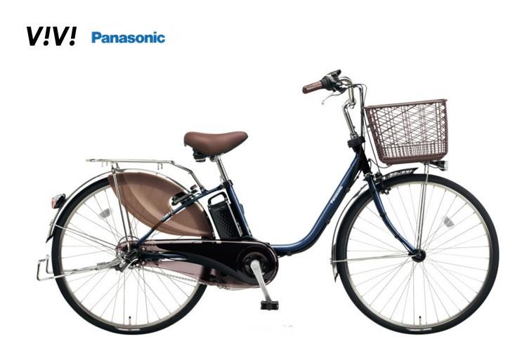 超目玉!ビビDX パナソニック panasonic 電動アシスト自転車 2018モデル BE-ELD434 BE-ELD634 【送料無料】【購入特典付き】