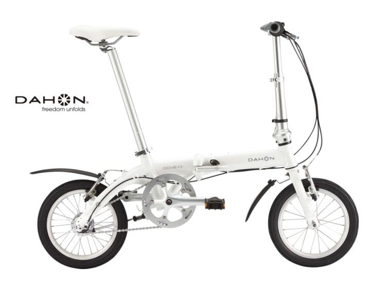 新作モデル DAHON(ダホン) Dove ミニベロ i3 14インチ
