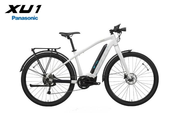 パナソニック XU1 2019モデル BE-EXU44 8.0Ah 電動アシスト自転車