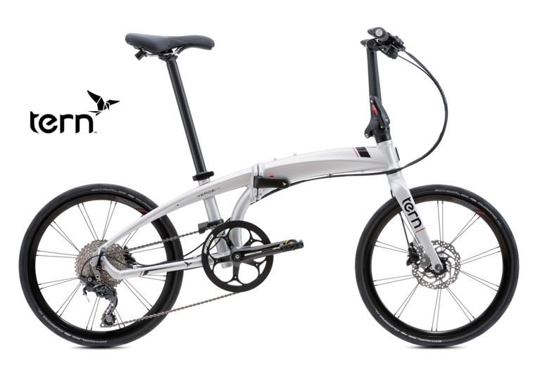 【予約受付中】 tern(ターン) Verge P10 2019モデル 【送料無料】 20インチ 折りたたみ自転車