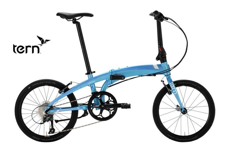 tern(ターン) Verge N8 2019モデル 【送料無料】 20インチ 折りたたみ自転車