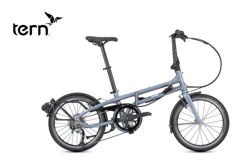 tern(ターン) BYB P8 2020モデル 折りたたみ自転車 【送料無料】