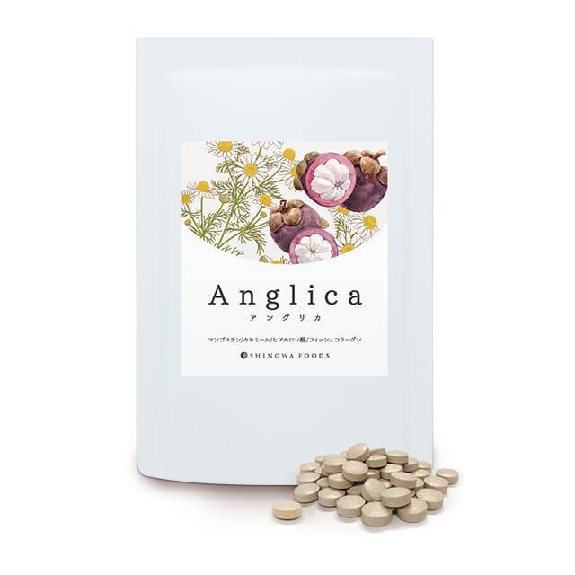 Anglica アングリカ サプリ 抗糖化