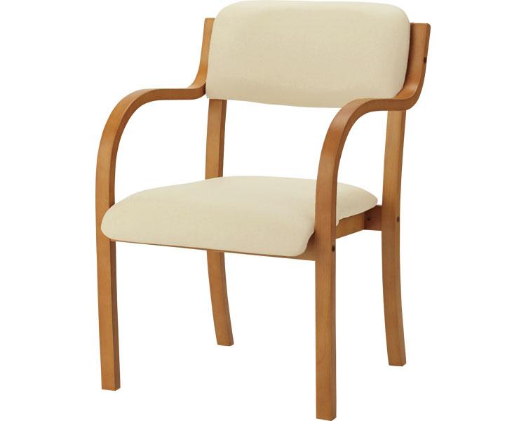 【送料無料】木製椅子 NXタイプ / NX-FB02J [ プラス 株式会社 ]