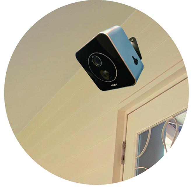 【送料無料】SDカード録画式液晶画面付センサーカメラ / SD3000LCD[リーベックス]