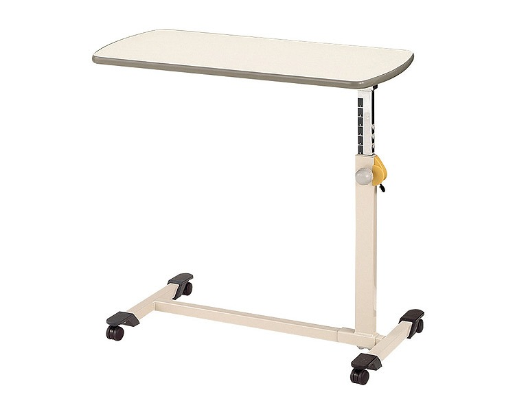 ベッドサイドテーブル(ノブボルト式)/ KF-282[ パラマウントベッド 株式会社 ]