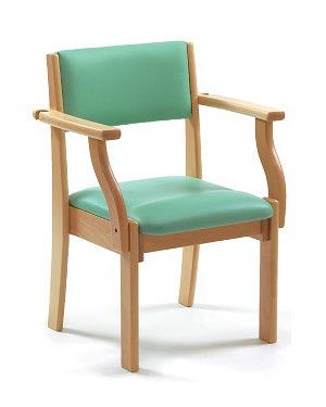 高くした座面前方で前滑り防止 防汚加工シートでお尻安心 流行のアイテム !超美品再入荷品質至上! 送料無料 介護椅子 ミールチェア ML-11