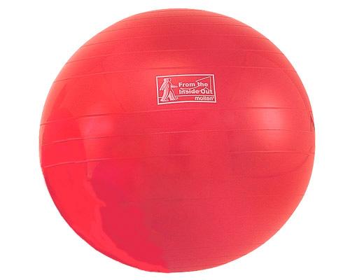 【送料無料】エクササイズボール/ MXEB65 直径65cm(レッド)[ モルテン ]
