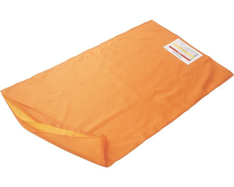 受注生産品 超人気 自在に移動 体位変換も 送料無料 体位変換 オレンジ トレイージースライドシート TE-100